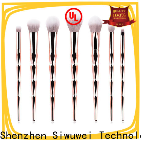 GLEAMUSE Wholesale the brush set company for Beauty shop