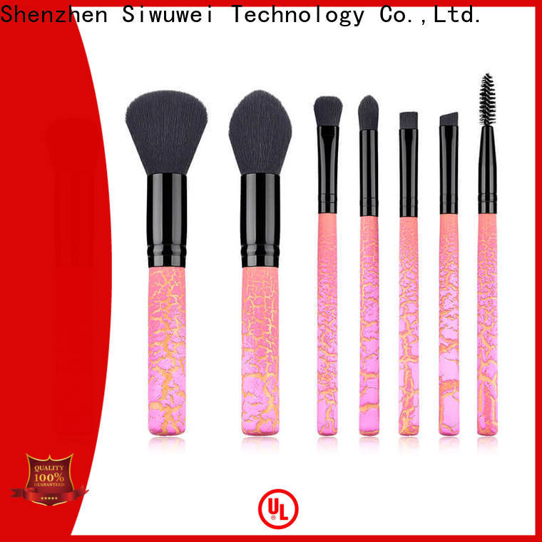 GLEAMUSE Best the makeup brush set manufacturers for Beauty shop