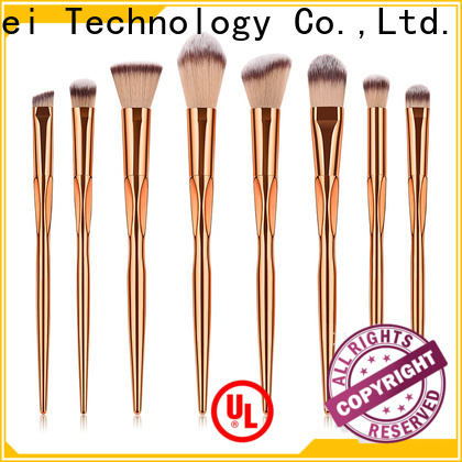 GLEAMUSE Top makeup brush set canada for business for makeup artist