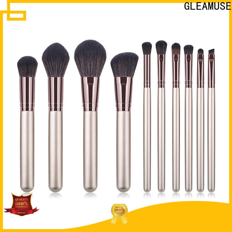 Latest best makeup brush gift sets factory for women