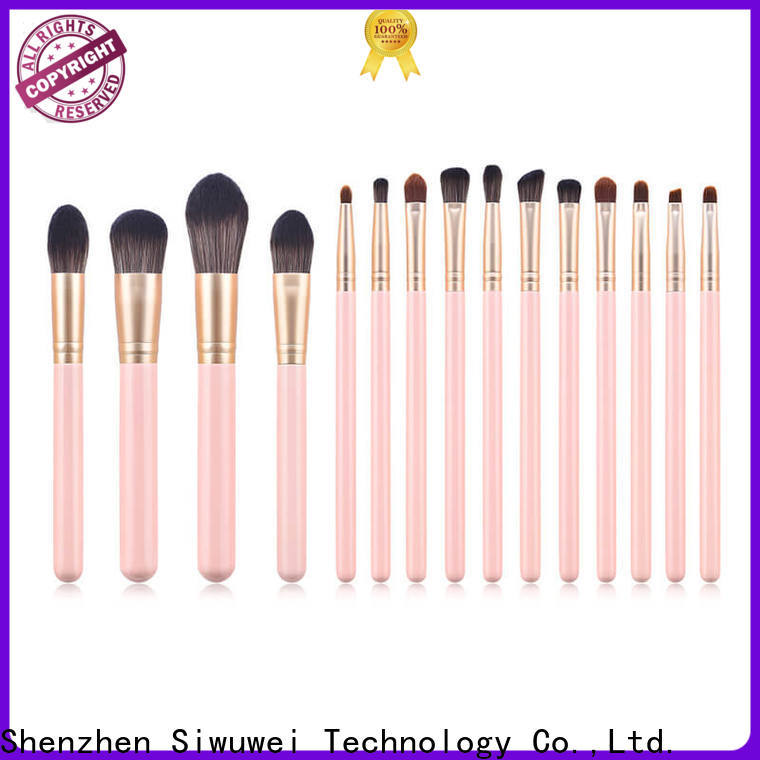 GLEAMUSE great makeup brushes Suppliers used for face painting