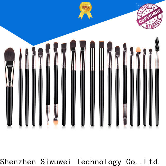 GLEAMUSE circle makeup brush for business used for face painting