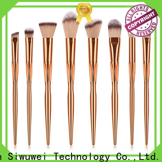 GLEAMUSE makeup brush set deals company for Beauty shop