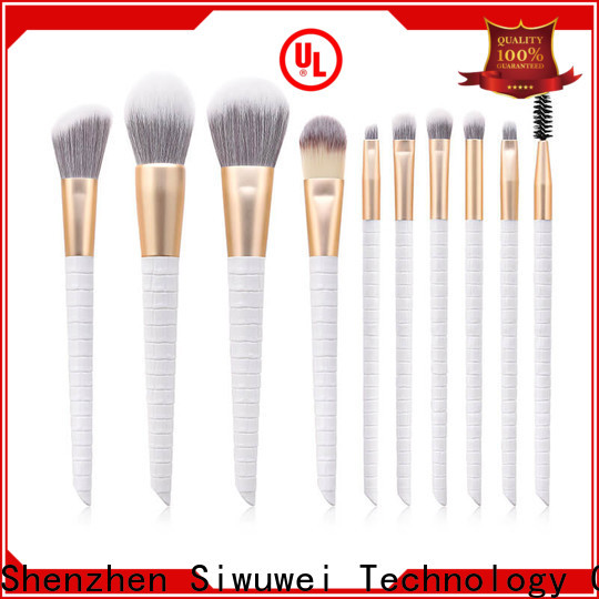 GLEAMUSE amazing makeup brush sets manufacturers for makeup artist