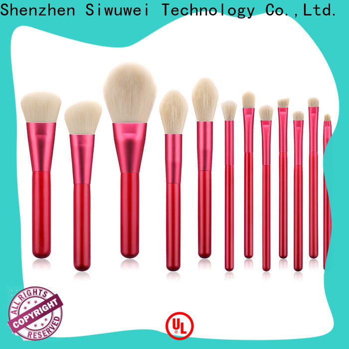 GLEAMUSE really cheap makeup brushes Supply used for face painting