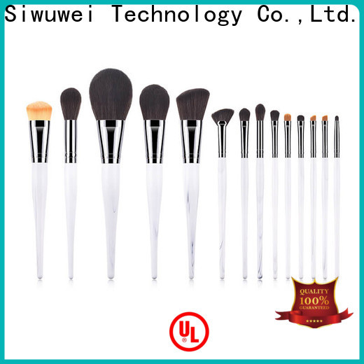 GLEAMUSE Top branded brush sets factory for Beauty shop