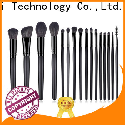 GLEAMUSE cheap professional makeup brushes set manufacturers used for face painting
