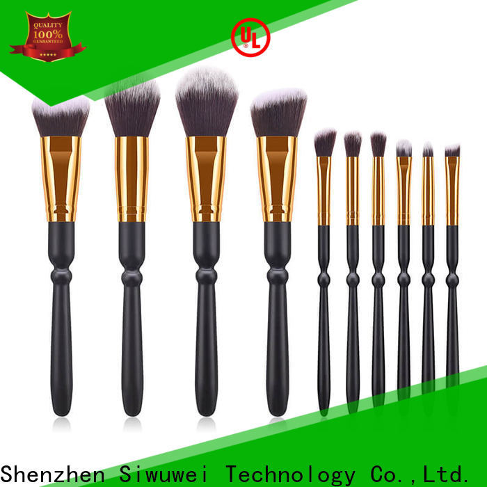 New whole brush set factory for Beauty shop