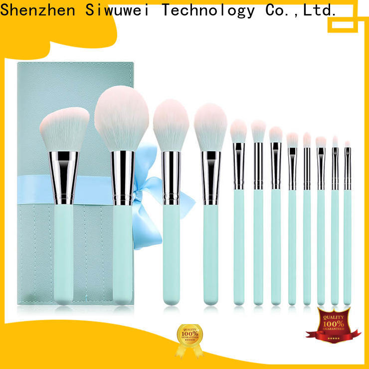 New cosmetic brush sets sale factory for women