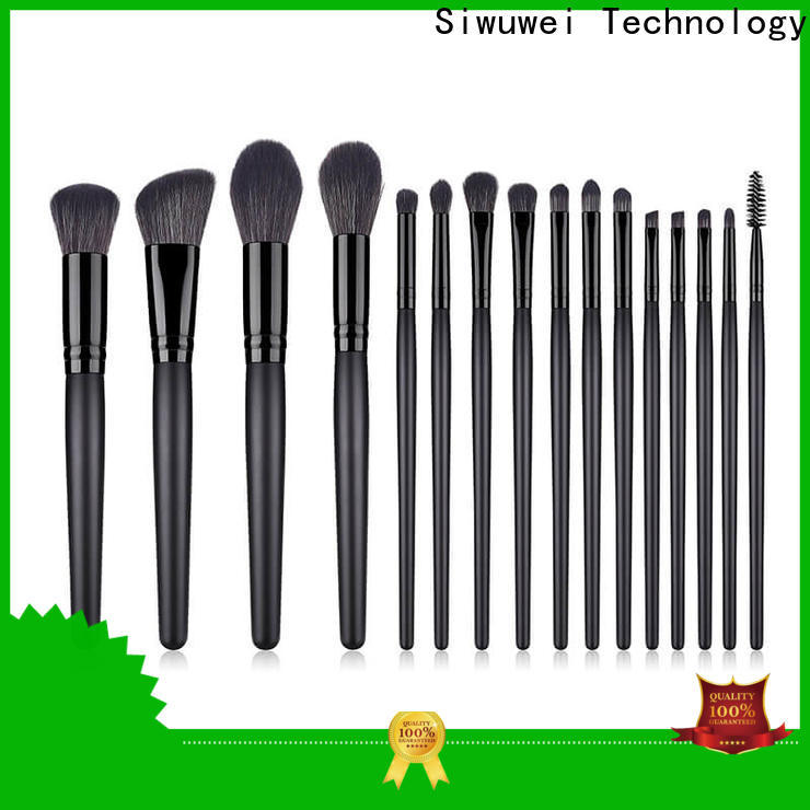 GLEAMUSE cool makeup brush sets manufacturers for Beauty shop
