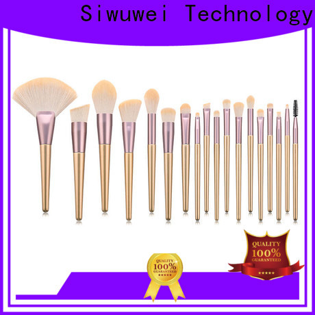 GLEAMUSE High-quality which makeup brush is which Supply used for face painting