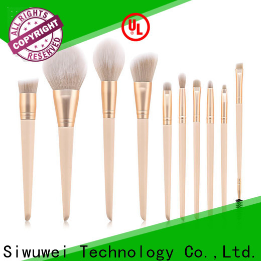 GLEAMUSE morphe makeup brush set company used for face painting