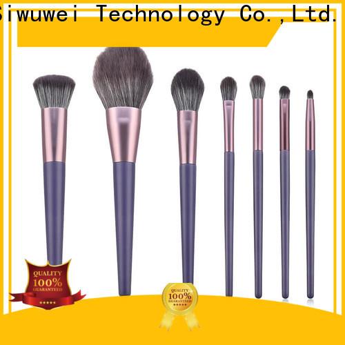 Custom best cheap eyeshadow brush set factory for makeup artist
