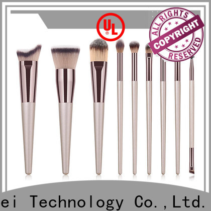 GLEAMUSE Best simple makeup brush set Suppliers for makeup artist