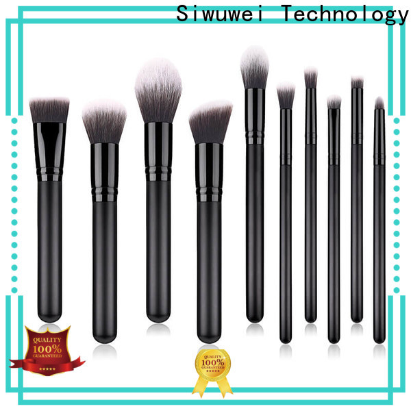 GLEAMUSE Top inexpensive makeup brushes factory for makeup artist