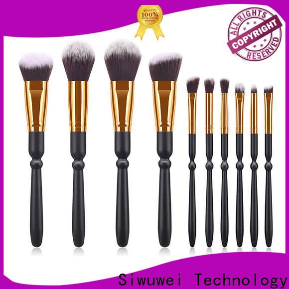 Wholesale best makeup brush set brand factory for Beauty shop