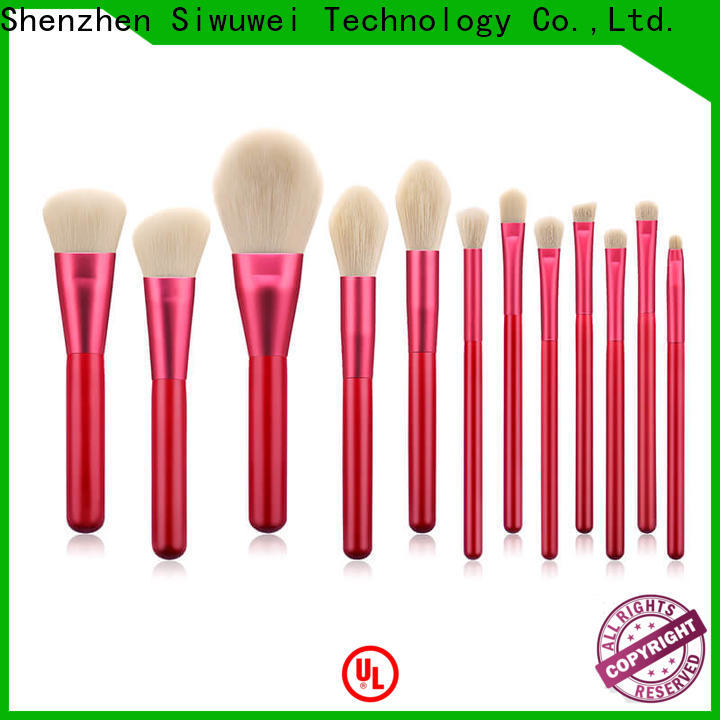 Top gold makeup brushes manufacturers for women