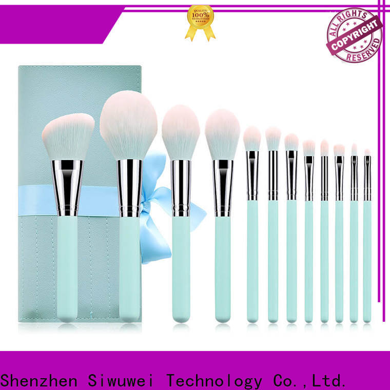 GLEAMUSE New amazing brushes for makeup company for makeup artist
