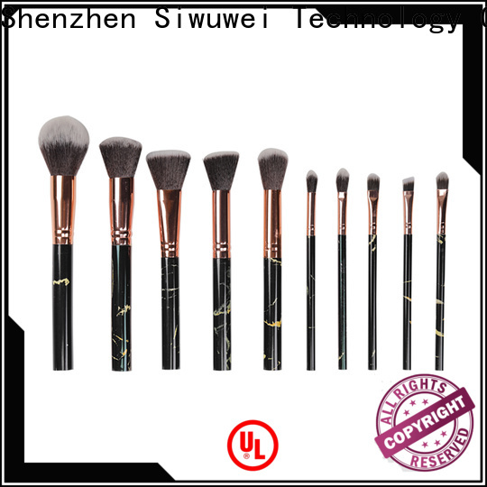 GLEAMUSE Best good eyeshadow brush sets for business for Beauty shop