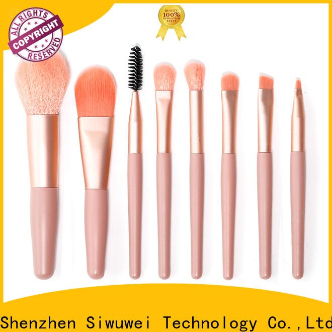 GLEAMUSE nice makeup brush set Supply for makeup artist