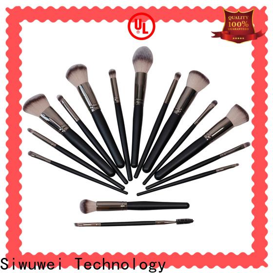 GLEAMUSE Custom professional eyeshadow brush set company for makeup artist