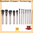 GLEAMUSE New full set professional makeup brushes manufacturers used for face painting