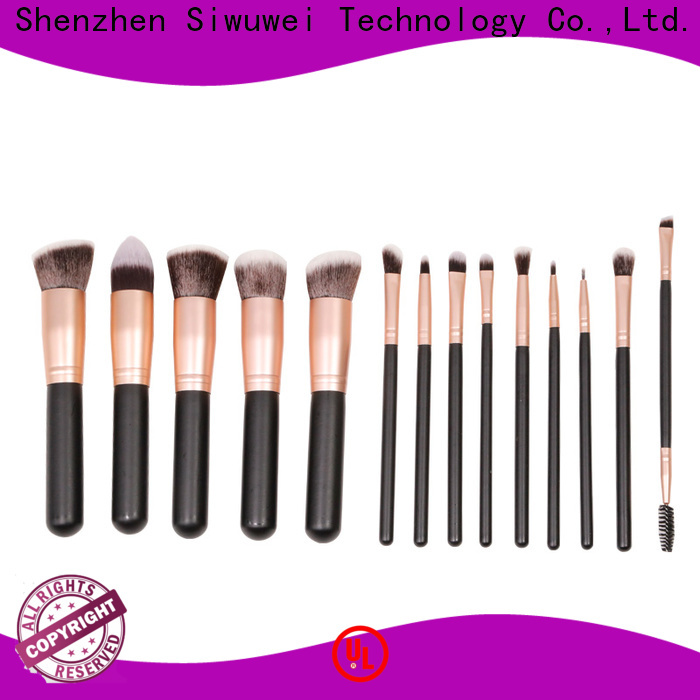 GLEAMUSE antibacterial makeup brushes company used for face painting