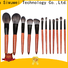 GLEAMUSE vegan makeup brushes for business used for face painting