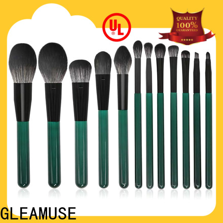 GLEAMUSE New cheap eye brush sets Suppliers for makeup artist