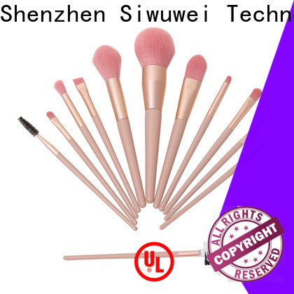 GLEAMUSE Custom good cheap makeup brush sets company for Beauty shop