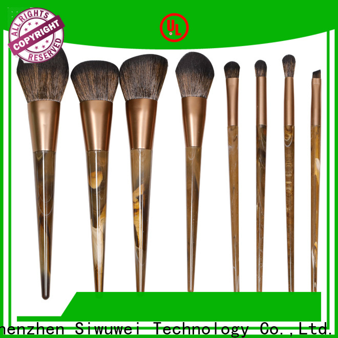 GLEAMUSE top 10 makeup brushes manufacturers for women