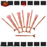 GLEAMUSE Best the makeup brush set factory used for face painting