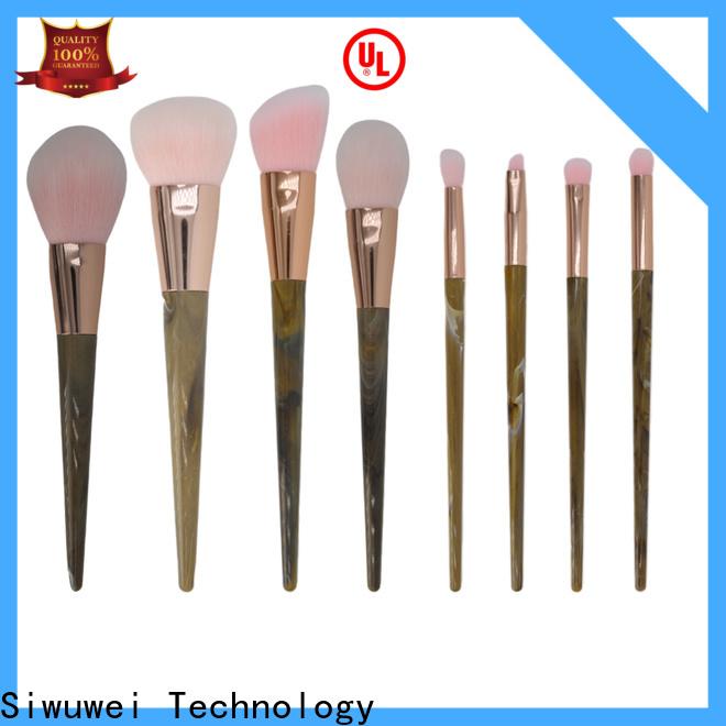 GLEAMUSE Latest mini makeup brush set factory for Beauty shop