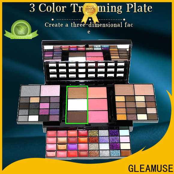 GLEAMUSE eyeshadow palette 35 color Supply for Beauty shop
