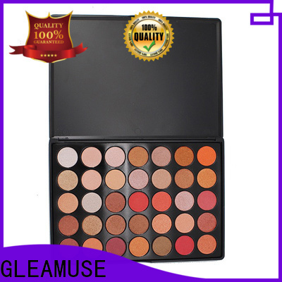 GLEAMUSE Top rose gold palette factory for women
