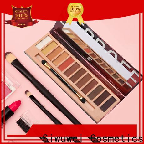 GLEAMUSE Wholesale best eyeshadow palette bulk buy for Beauty shop