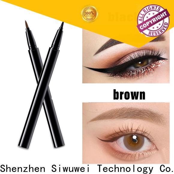 Custom kiss beauty eyeliner pen Supply for makeup