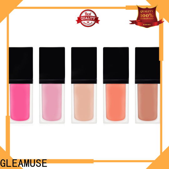 GLEAMUSE blush and bronzer palette for business for Beauty shop