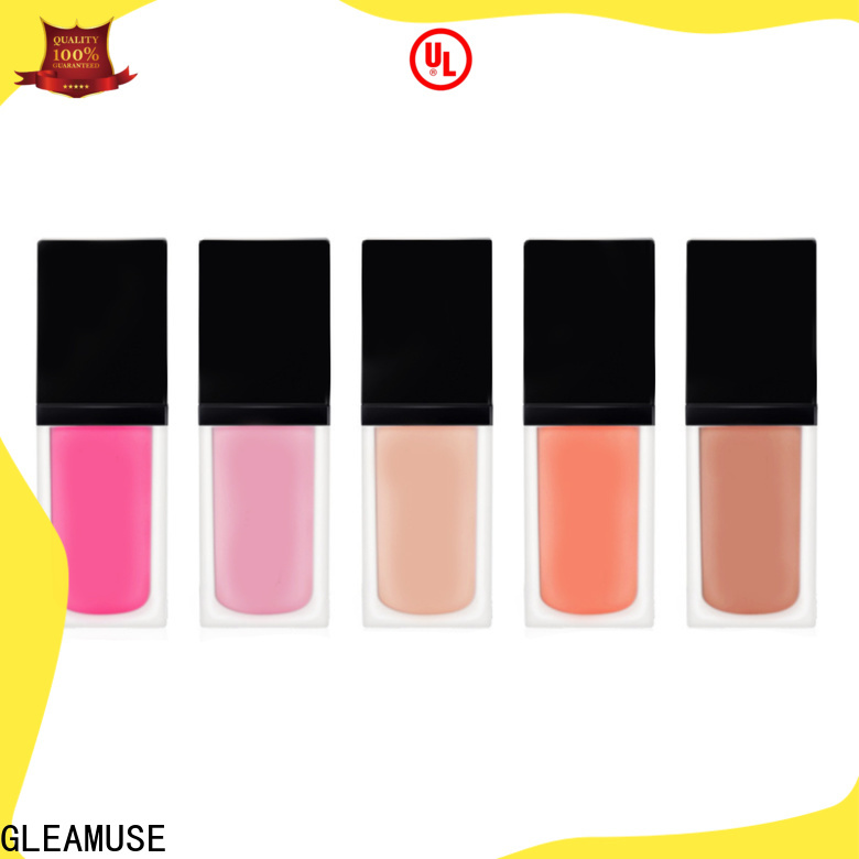 GLEAMUSE Best blush pink Supply for makeup