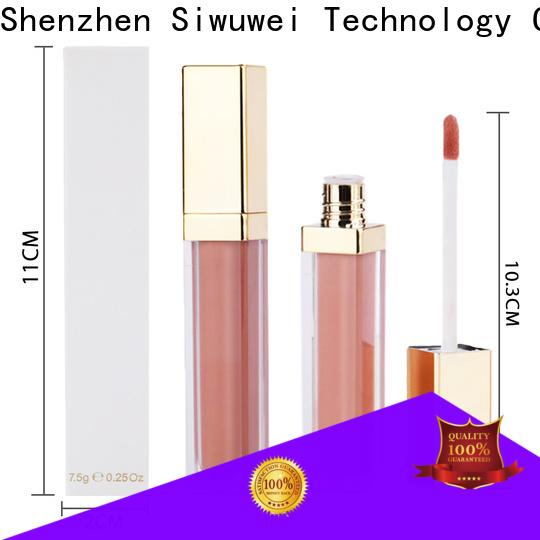 GLEAMUSE Custom essence shine shine shine lipgloss Supply for makeup