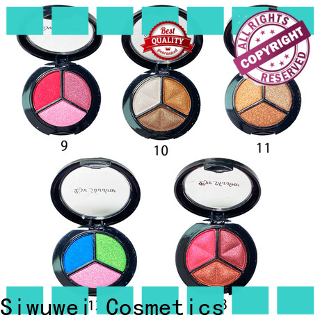 Custom makeup pallets Supply for Beauty shop
