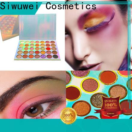 GLEAMUSE Top rainbow eyeshadow palette bulk buy for Beauty shop