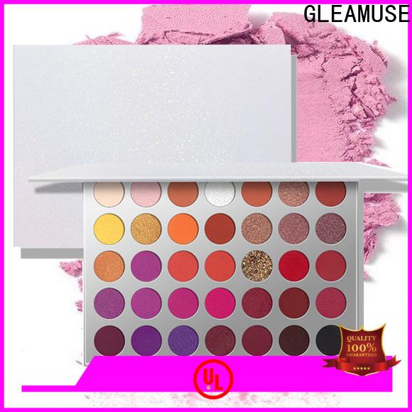 GLEAMUSE eyeshadow palette wholesale vendors bulk buy for makeup