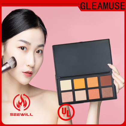 GLEAMUSE pressed glitter palette company for Beauty shop