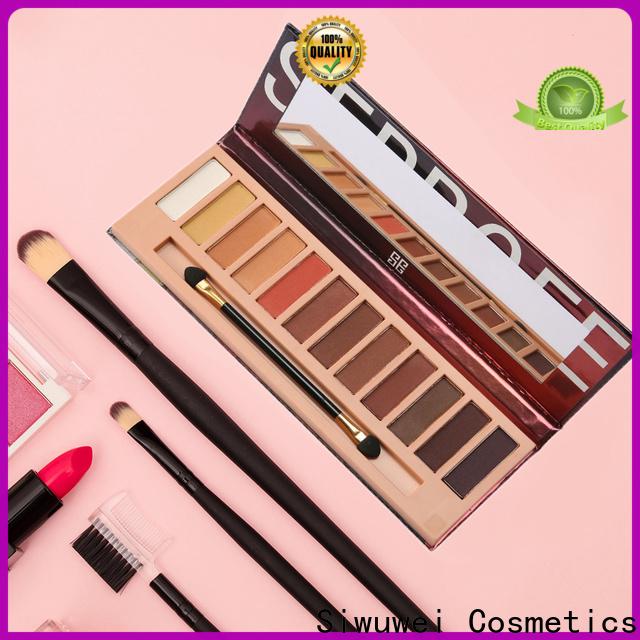 GLEAMUSE best matte eyeshadow palette bulk buy for makeup