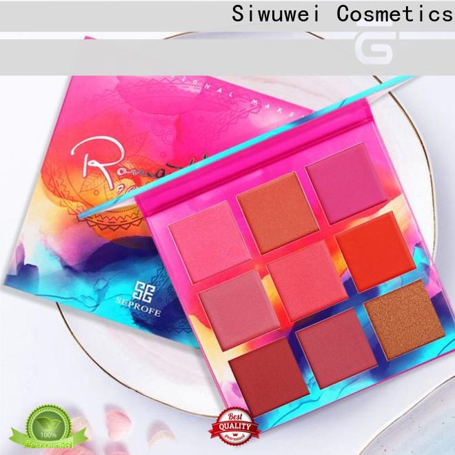 GLEAMUSE Top profusion palette company for women