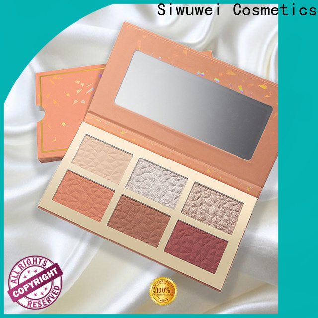 GLEAMUSE cosmetic palette Supply for women