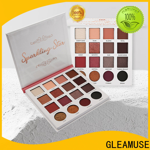 GLEAMUSE makeup pallets Suppliers for makeup
