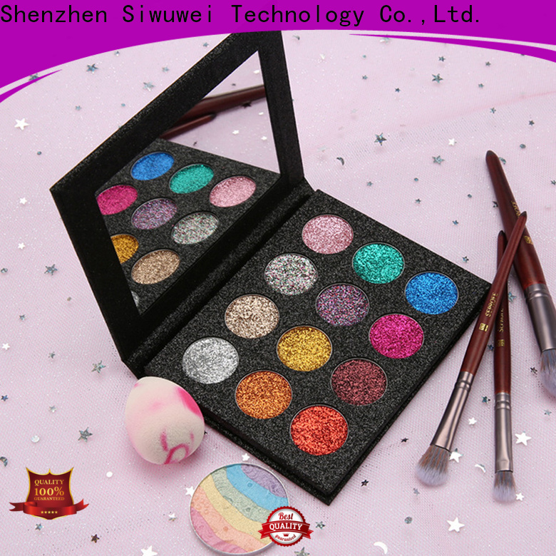 GLEAMUSE fall eyeshadow palette for business for Beauty shop