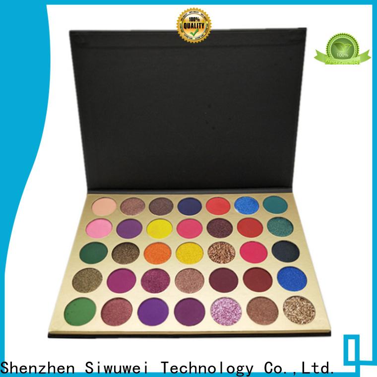 GLEAMUSE Latest wholesale empty eyeshadow palette bulk buy for women